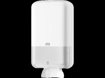 Dispenser Tork T3 556000 hvid - Kræver Tork Dispenser aftale