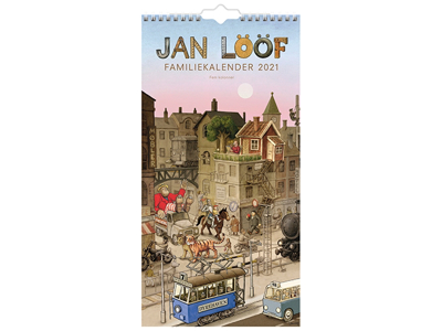 Familiekalender, Jan Lööf, FSC Mix
