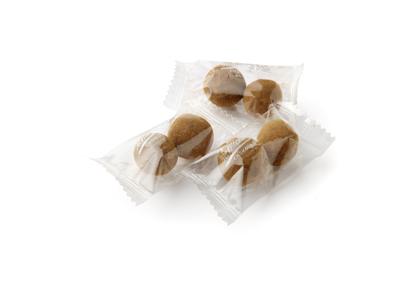 Lakrids / chokolade / lakrids 2 stk. Flow pack, 10g