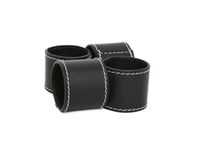 Napkin Rings Leather