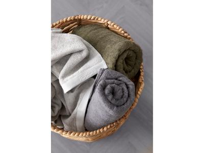 Södahl Håndklæder Khaki, Comfort Organic