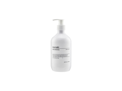 Hånddesinfektion Meraki Gel 80% 490 ml med pumpe