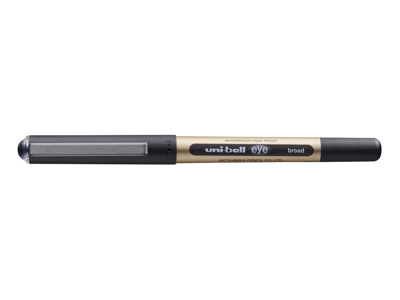 Uniball 150 sort eye broad 1 mm