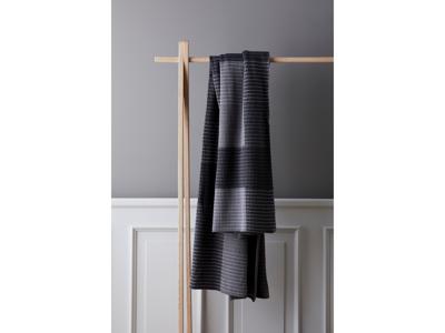 Södahl Plaid 130x170 cm i grey, Interlace