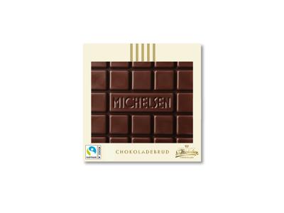 Chokoladebrud mørk 62% med kakao 90g