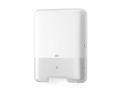 Dispenser Tork H3 553000 hvid - Kræver Tork Dispenser aftale