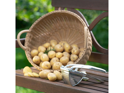 Kartoffelpresser rustfri 260x102x120 mm