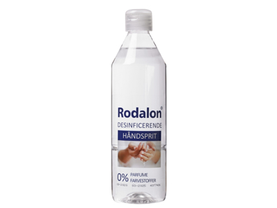 Flydende 70% Håndsprit 500ml Rodalon