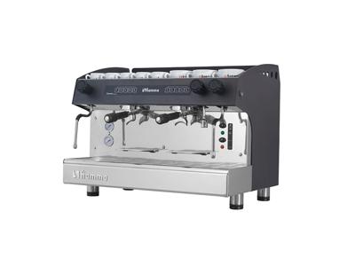 Espressomaskine Fiamma Caravel 2 sort