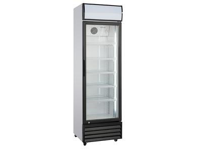 Display køleskab 338 ltr ScanDomestic