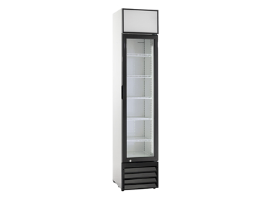 Display køleskab 160 ltr ScanDomestic