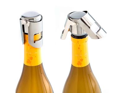 Champagneprop krom BOJ