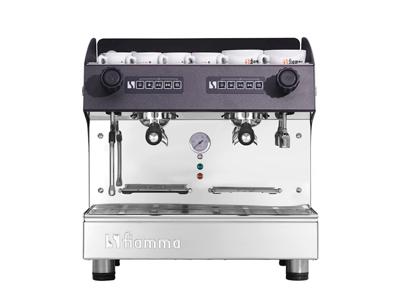 Espressomaskine Fiamma Caravel 2 Compact