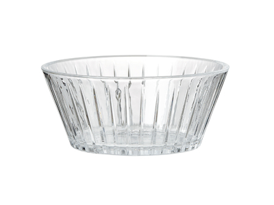 Relief Skål Ø22,5 cm Relief glas