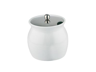 Dressingskål 2,0 ltr. Ø 17 cm - Hvid
