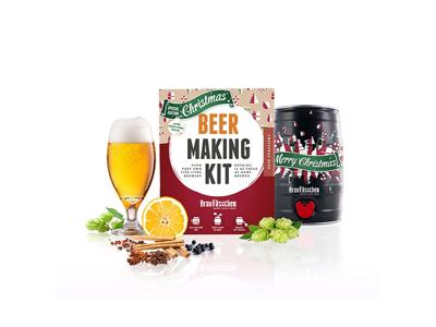 Beer making kit Juleøl 5 ltr
