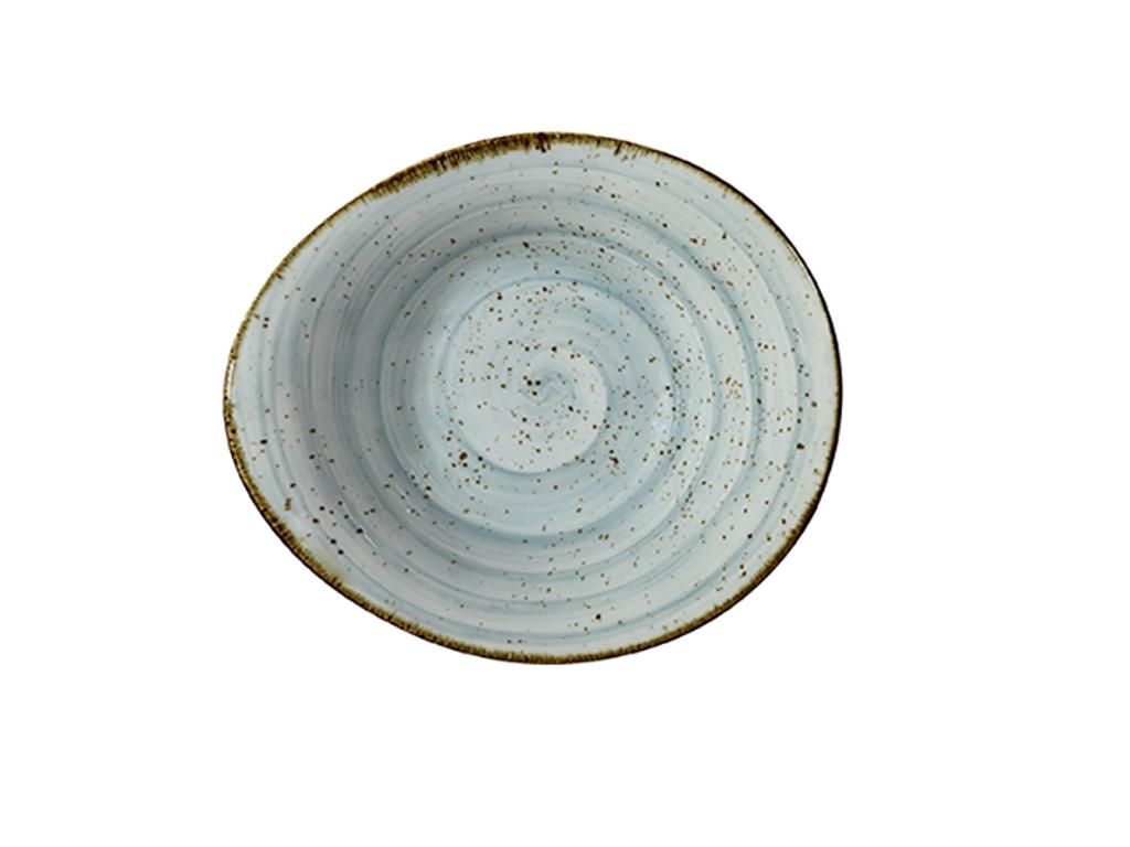 Skål Ø 23 cm Corendon blå