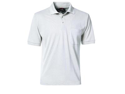 Poloshirt hvid XLarge