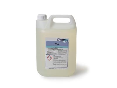 Rengørings- og desinfiktionsvæske 5 liter