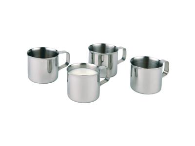 Mælkekande rustfri stål 2,5 cl