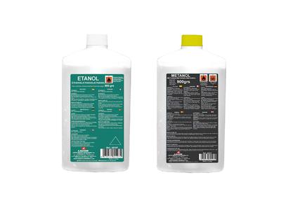 Brandpasta 840 gram flaske Organisk
