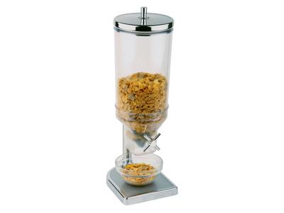Dispenser til morgenmad 4,5 L stål/plas