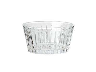 Relief Snack skål 4-p Relief glas