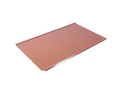 Bageplade 1/1 GN m/silikone Glat
