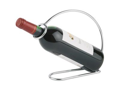 Vinflaskeholder i Rustfrit stål 22 x 6 c