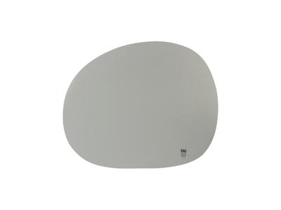 RAW Dækkeserviet silikone 41x35,5 cm grå