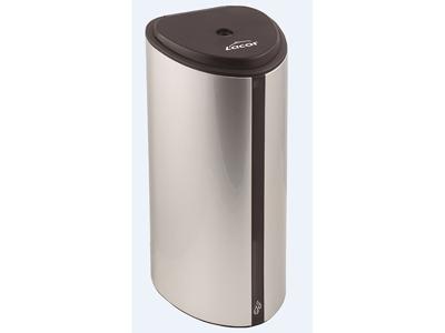 Desinfektionsdispenser sølv 850 ml