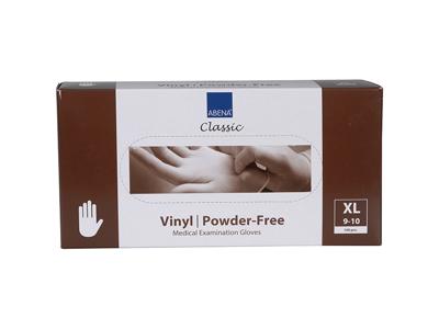 Engangshandske vinyl XL 100 stk