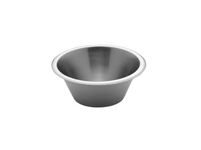Konisk rustfri skål 1,5 ltr. Ø19