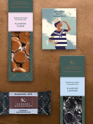 Pardisbakkerne  - Bornholmsk Gourmetgave
