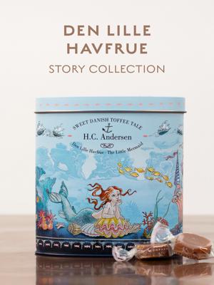 H.C. Andersen, Den Lille Havfrue - Story collection