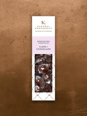 Fløde i Chokolade, 109g