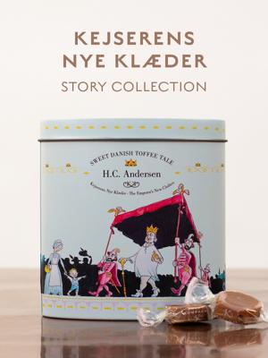 H.C. Andersen, Kejserens Nye Klæder - Story collection