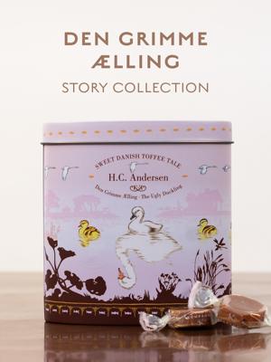 H.C. Andersen, Den Grimme Ælling - Story collection