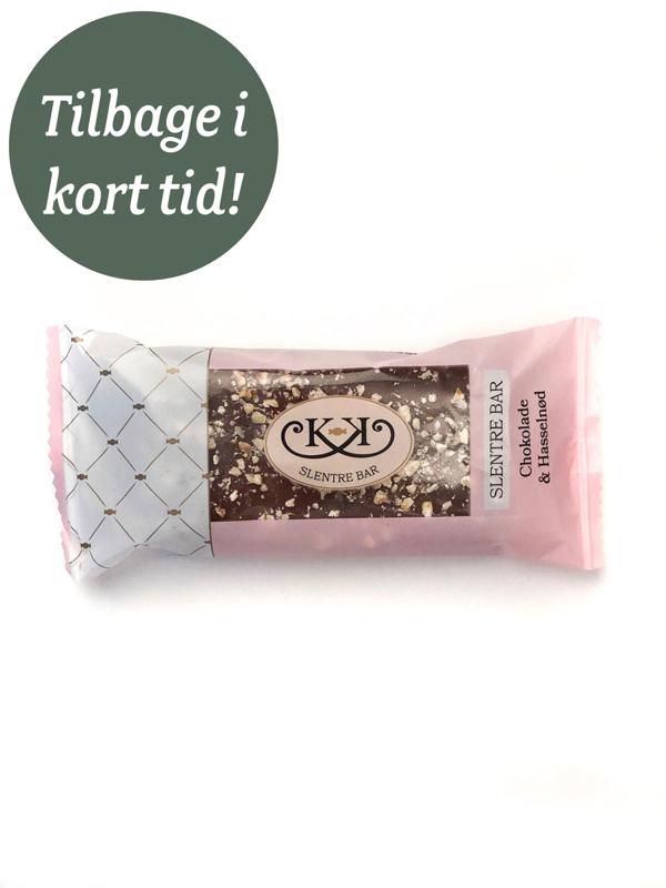 Chokolade & Hasselnød - Slentre Bar