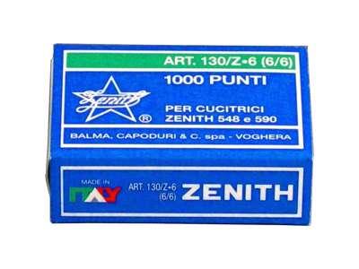 Hæfteklamme Zenith 130/Z