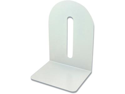 Bogstøtter, 2 stk, Hvid, 15 cm, BNT Office