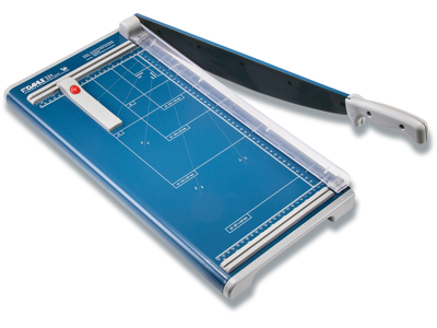 Skæremaskine, Med kniv, A3, 13 ark, Dahle 534