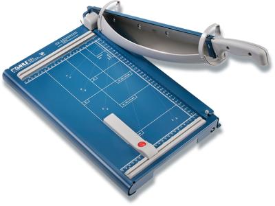 Skæremaskine, Med kniv, A4, 30 ark, Dahle 561