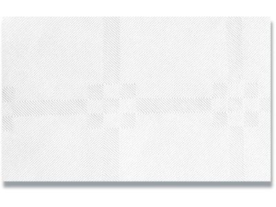 Borddug, Hvid, 118cmx50m, Papir, Gastro
