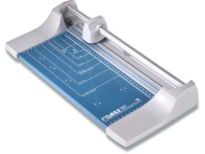 Skæremaskine, Med rulleskær, A4, 7 ark, Dahle 507