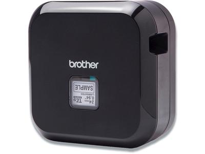 Labelprinter, Skrivebord, Til smartphone, tablet, TZe-tape 3.5-24 mm, Brother P-Touch Cube PT-P710BT