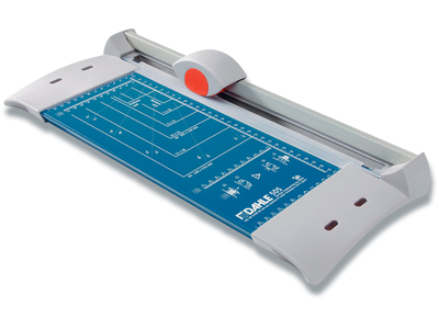 Skæremaskine, Med rulleskær, A4, 7 ark, Dahle 505