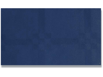 Borddug, Mørkeblå, 118cmx50m, Papir, Gastro-Line