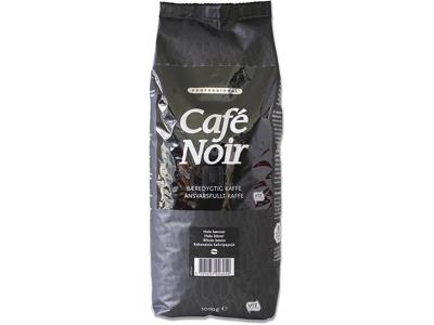 Kaffe, Hele bønner, Mellem-mørkristet, 1000 g, Café Noir