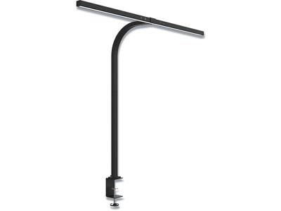Bordlampe, Sort, Med lysdæmpning, 3 farve niveauer, Unilux Strata